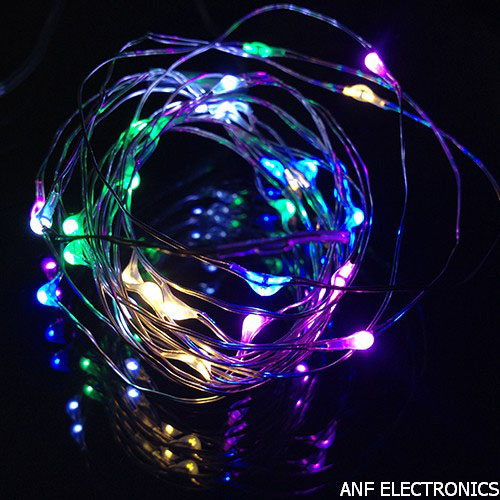 LED Seed light colourful